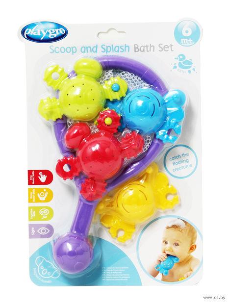"""Набор игрушек для купания """"Морские жители"""""""