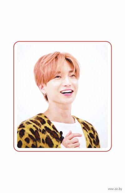 """Наклейка """"Super Junior. Leeteuk"""" (арт. 5) — фото, картинка"""