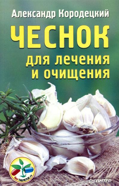 Чеснок для лечения и очищения. Александр Кородецкий