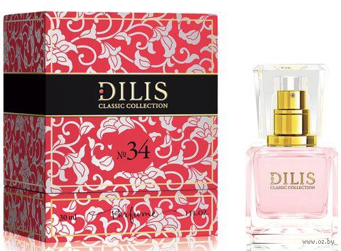 """Духи """"Dilis Classic Collection №34"""" (30 мл) — фото, картинка"""
