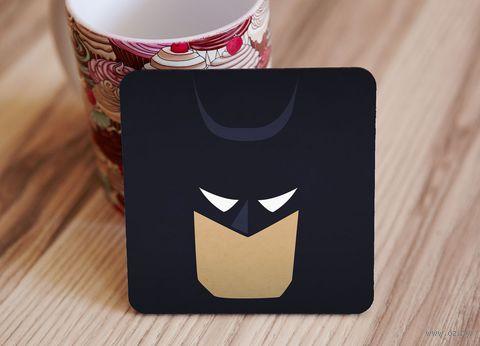 "Подставка под кружку ""Batman"" (art. 1)"