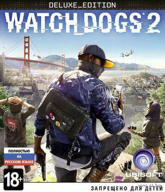 Цифровой ключ Watch_Dogs 2 (PC)