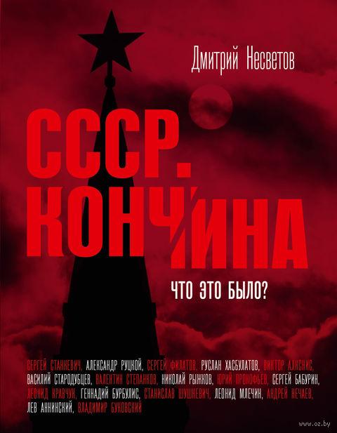 Кончина СССР. Что это было? — фото, картинка