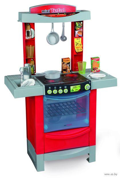 """Игровой набор """"Электронная кухня. Mini Tefal"""" (со световыми и звуковыми эффектами) — фото, картинка"""