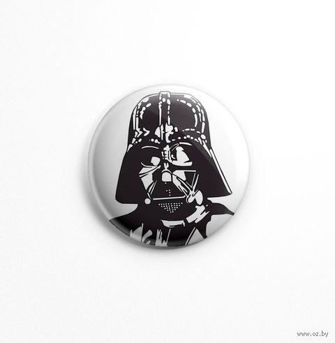 """Значок """"Звездные войны. Дарт Вейдер"""" (арт. 695) — фото, картинка"""