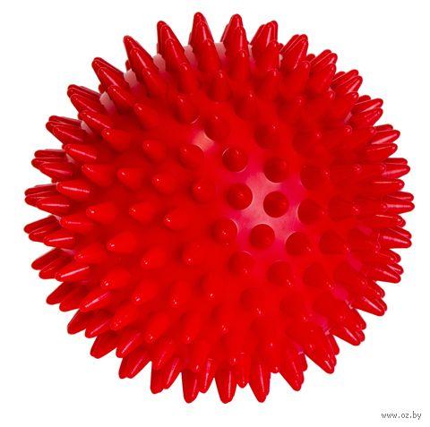 Мяч массажный (9 см; арт. XL-25789) — фото, картинка