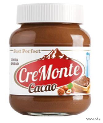 """Паста шоколадно-ореховая """"CreMonte. Cacao"""" (400 г) — фото, картинка"""