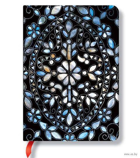 """Записная книжка Paperblanks """"Зеркальная Лоза"""" в линейку (формат: 120*170 мм, средний)"""