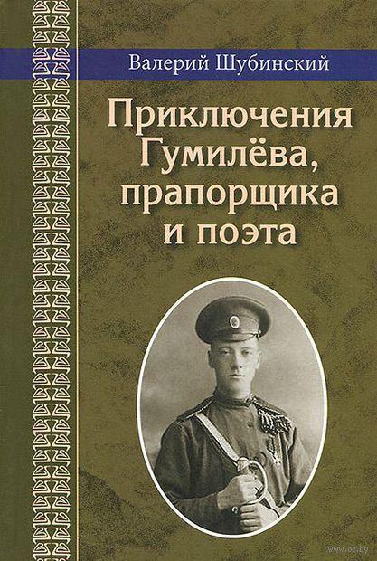 Приключения Гумилева, прапорщика и поэта. Валерий Шубинский