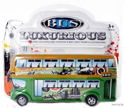 """Автобус инерционный """"Luxurious"""""""