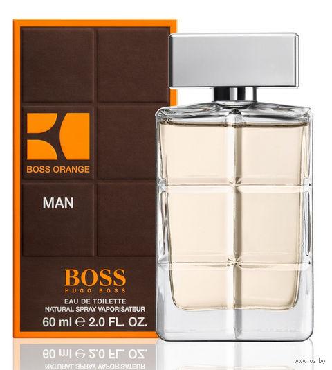 "Туалетная вода для мужчин Hugo Boss ""Boss Orange"" (60 мл)"