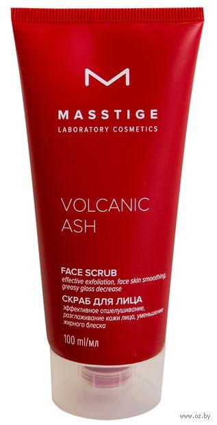 """Скраб для лица """"Volcanic Ash"""" (100 мл) — фото, картинка"""