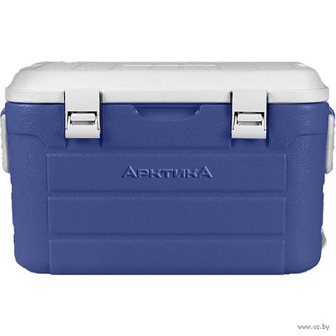 Изотермический контейнер 30 л (синий) — фото, картинка