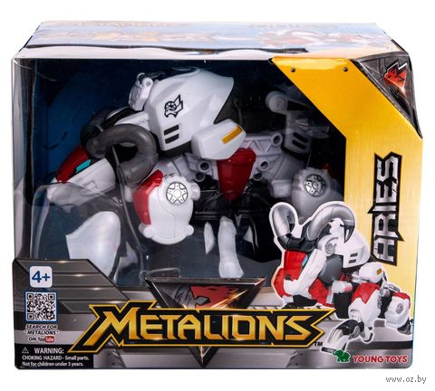 """Робот-трансформер """"Metalions. Aries"""" — фото, картинка"""