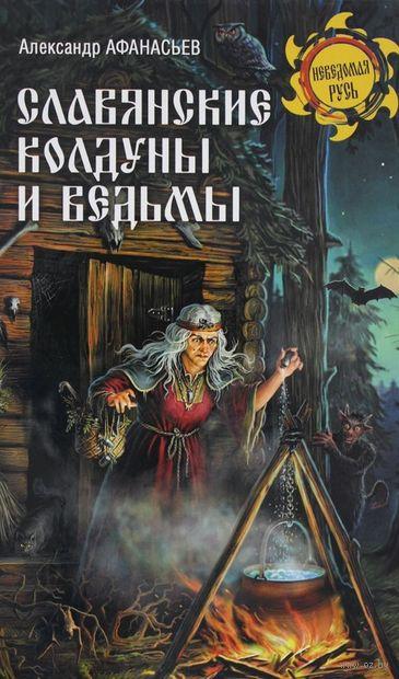 Славянские колдуны и ведьмы — фото, картинка