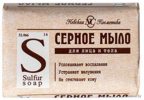"Мыло ""Серное"" (90 г)"