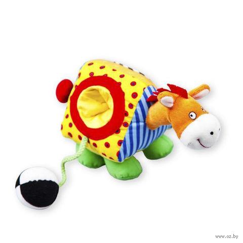 """Мягкая игрушка """"Лошадка"""""""