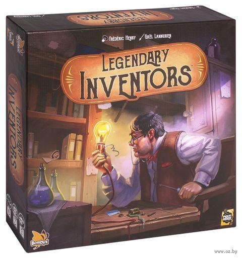 Легендарные изобретатели — фото, картинка