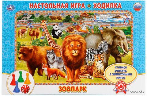 Ходилка. Зоопарк — фото, картинка