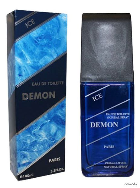 "Туалетная вода для мужчин ""Demon Ice"" (100 мл) — фото, картинка"