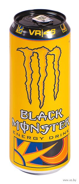"""Напиток газированный """"Monster Energy. The Doctor"""" (449 мл) — фото, картинка"""