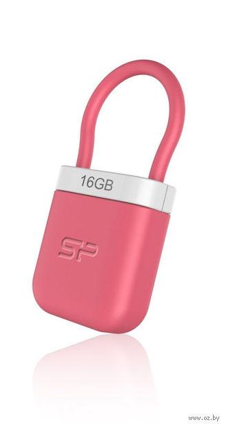 USB Flash Drive 16Gb Silicon Power Unique 510 (Pink)