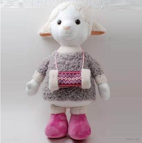 "Мягкая игрушка ""Овечка Люси"" (43 см)"
