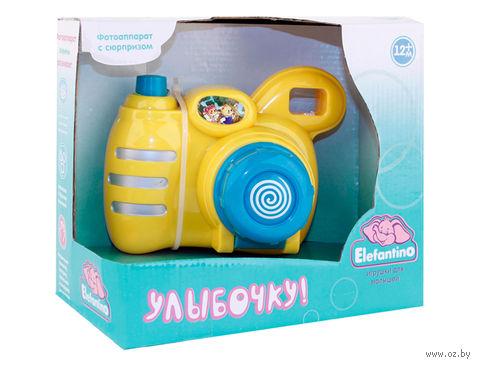 "Музыкальная игрушка ""Фотоаппарат Elefantino"""