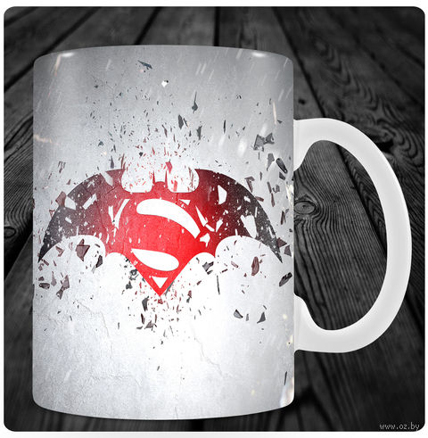 """Кружка """"Супермен"""" (арт. 2) — фото, картинка"""