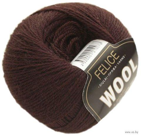 "Пряжа ""FELICE. Wool №7"" (100 г; 300 м) — фото, картинка"