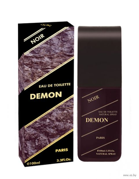 "Туалетная вода для мужчин ""Demon Noir"" (100 мл) — фото, картинка"