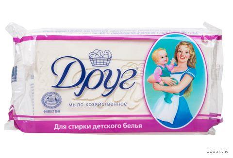 """Хозяйственное мыло """"Для стирки детского белья"""" (135 г) — фото, картинка"""