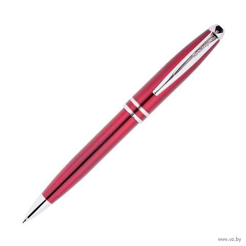 """Ручка шариковая автоматическая """"Silk Classic"""" (цвет корпуса: бордовый; цвет стержня: синий)"""
