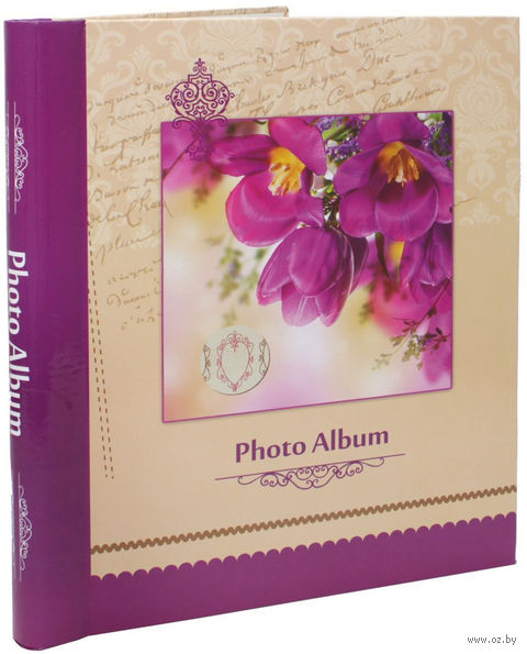 "Фотоальбом ""Spring Paints"" (арт. 46460 AP102328SA) — фото, картинка"