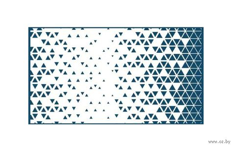 "Полотенце махровое ""Орион. Абстракция"" (35х70 см) — фото, картинка"