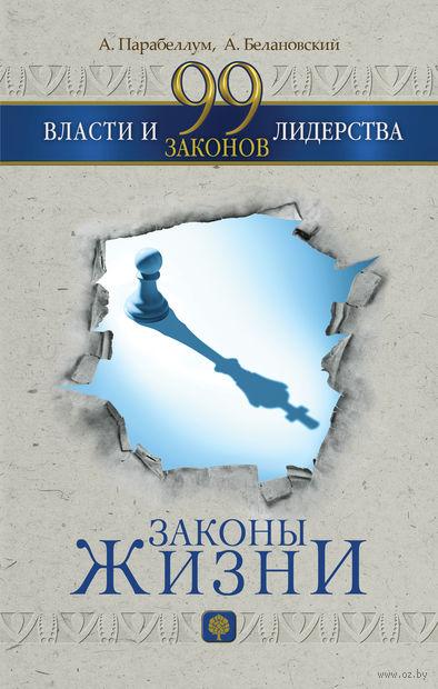 99 законов власти и лидерства. Андрей Парабеллум, Александр Белановский