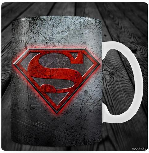 """Кружка """"Супермен"""" (арт. 7) — фото, картинка"""