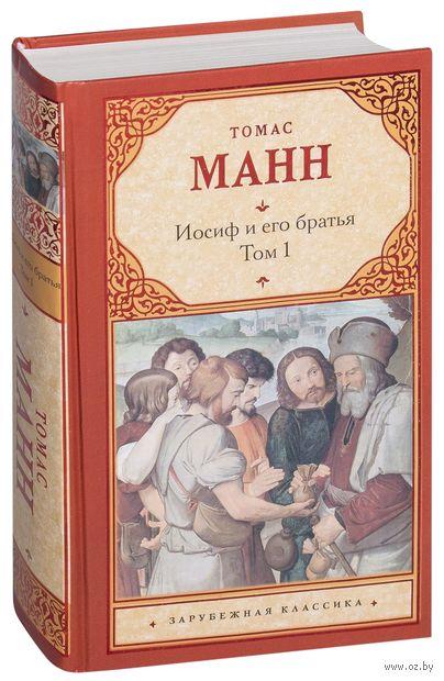 Иосиф и его братья. Том 1 (в 2 томах) — фото, картинка