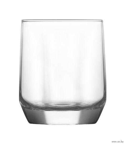 """Стакан для виски стеклянный """"Diamond"""" (6 шт.; 310 мл) — фото, картинка"""