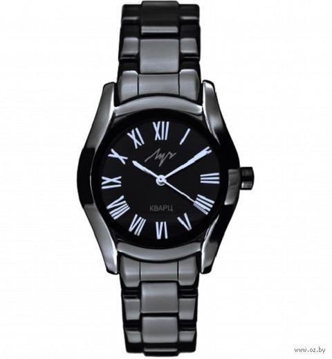 Часы наручные (чёрные; арт. 928677187) — фото, картинка