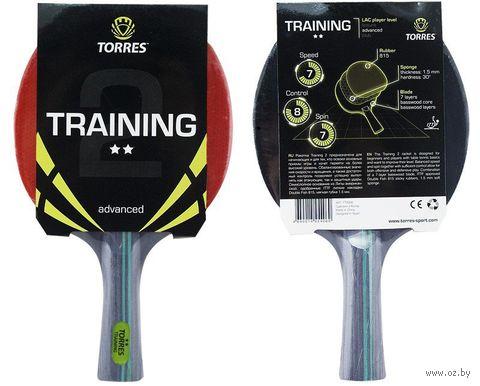 """Ракетка для настольного тенниса """"Training"""" (2 звезды) — фото, картинка"""