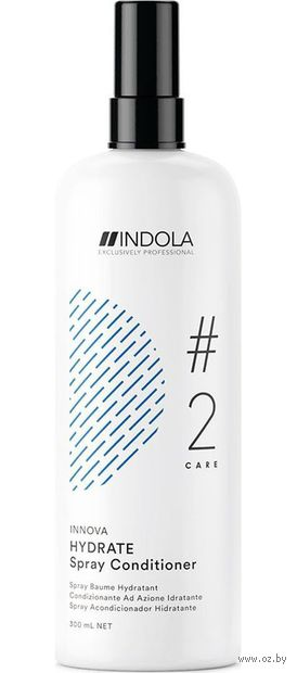 "Спрей-кондиционер для волос ""Hydrate"" (300 мл) — фото, картинка"
