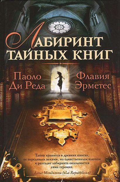 Лабиринт тайных книг — фото, картинка