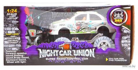 """Автомобиль на радиоуправлении """"Night Car Union"""" — фото, картинка"""
