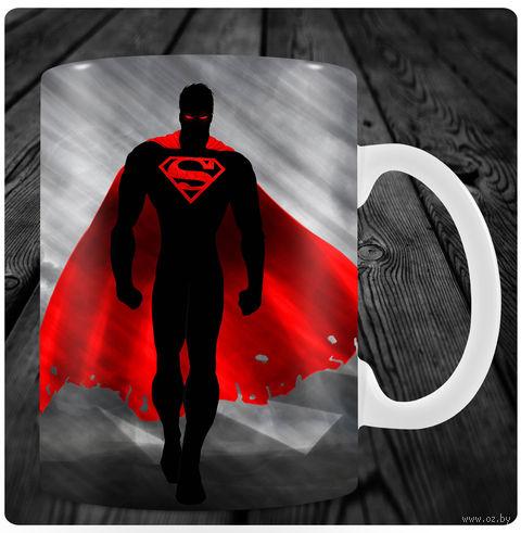 """Кружка """"Супермен"""" (арт. 11) — фото, картинка"""