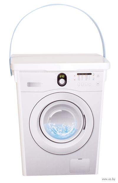 Контейнер для стирального порошка (5 л) — фото, картинка
