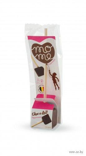"""Шоколад тёмный для приготовления горячих напитков """"MoMe. Мята"""" (33 г) — фото, картинка"""