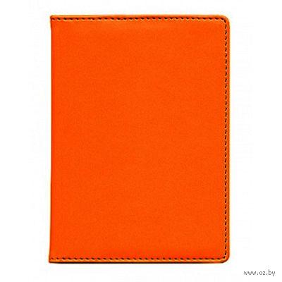 """Обложка для водительских документов Time/System """"Skiver"""" (orange)"""