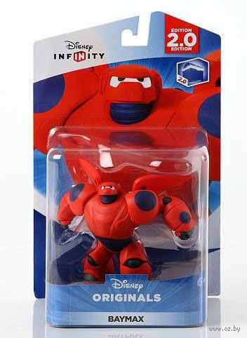 "Disney. Infinity 2.0. Персонаж ""Бэймакс"""