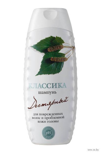 """Шампунь для волос """"Дегтярный"""" (400 мл) — фото, картинка"""